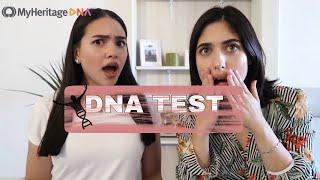 WER SIND MIR? 😱| Live Reaktion uf üseri DNA TEST Ergebniss' 🤫| MyHeritageDNA