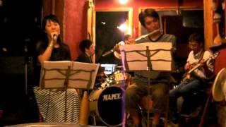 """SHE """"Mokuren no Namida""""at Nando-Kobo 2012"""