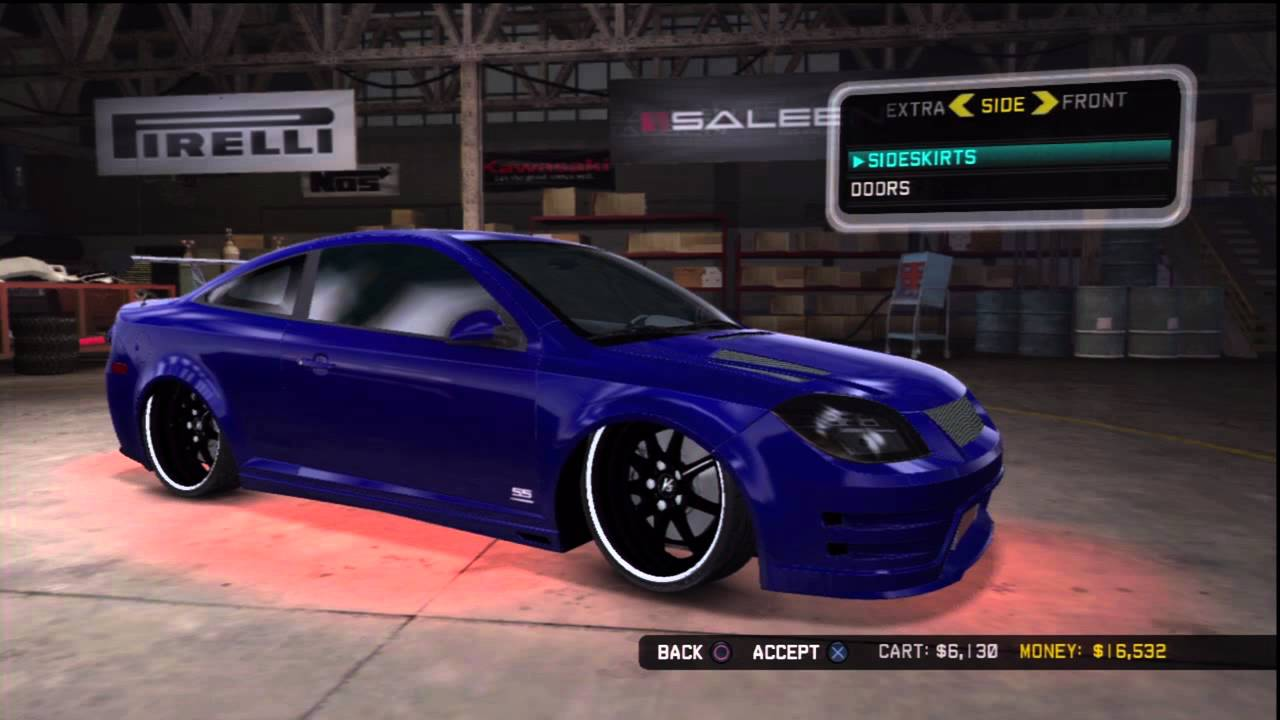 Midnight Club La Let S Tune Chevrolet Cobalt Ss