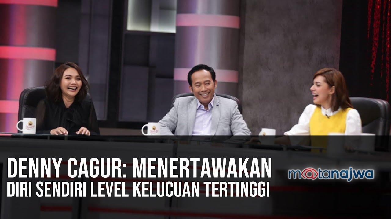 Download Denny Cagur: Menertawakan Diri Sendiri Level Kelucuan Tertinggi (Part 2) | Mata Najwa