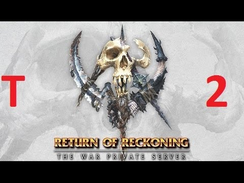 Warhammer online p ror t2 pvp youtube for Warhammer online ror artisanat