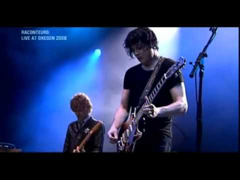 The Raconteurs - 3. Many Shades of Black.