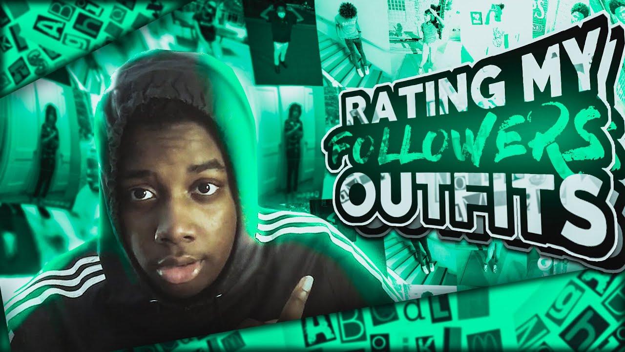 RATING MY FOLLOWERS OUTFITS | 1-10 DWRIGHTXIV