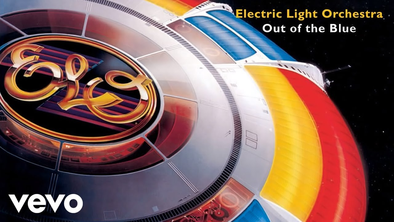 Electric Light Orchestra - Mr. Blue Sky (Audio)