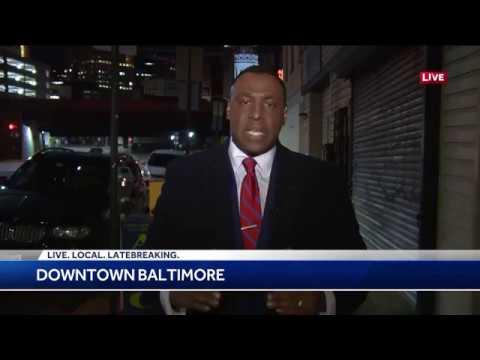 Baltimore's Rise in Juvenile Crime