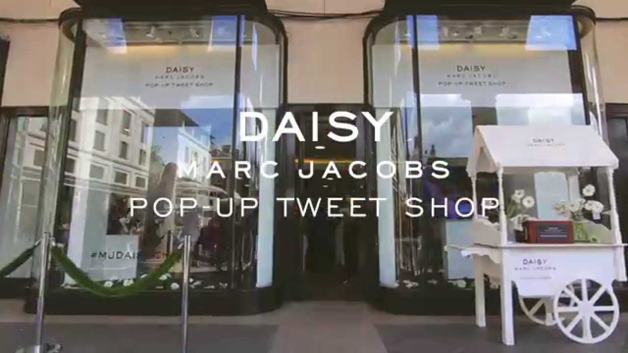 online store 0d6d9 fc05f Marc Jacobs Daisy Tweet Shop: London