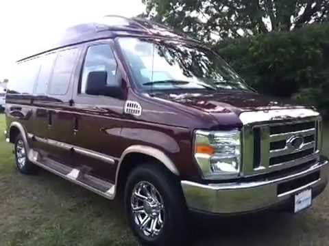 2017 Ford E 150 Sherrod Hightop Conversion Van Grandsport For Call 888 439 8045 You