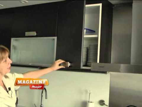 Cocina johnson amoblamientos dise o murano youtube for Amoblamientos cocina