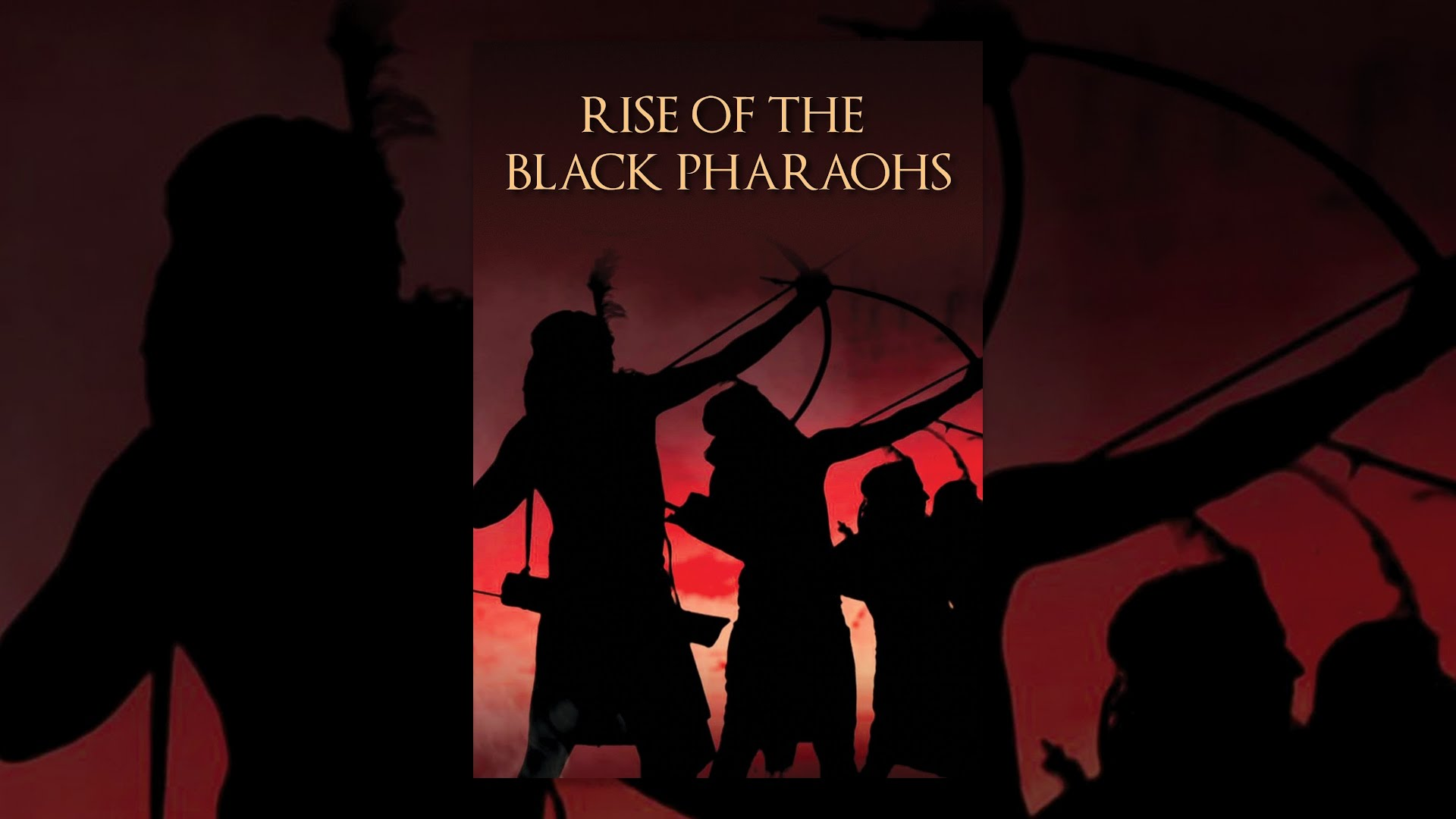 black pharaoh , black rule in egypt, African history