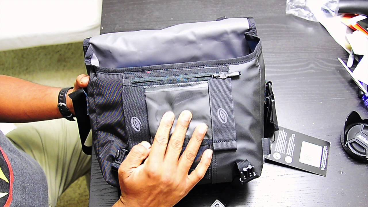 Timbuk2 Snoop Extra Small Camera Messenger Bag Review