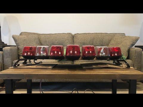 Federal Signal Smart Vector SL Light Bar (fs Fed Sig Solaris Led V Lightbar)