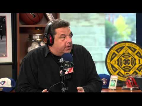 Steve Schirripa InStudio on The Dan Patrick  Part 2 111215
