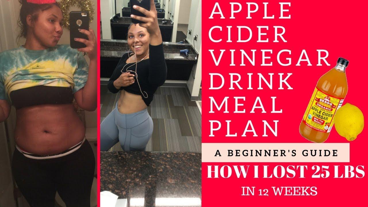reviews of apple vinegar diet plan