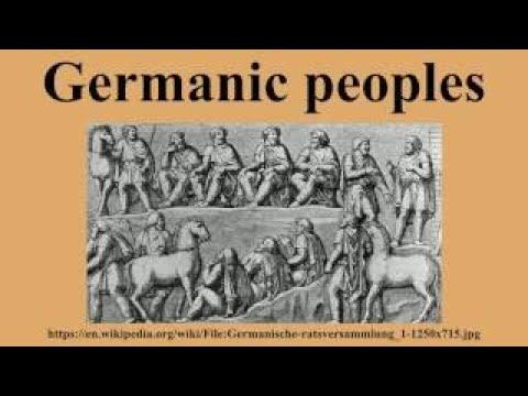 Germanic peoples