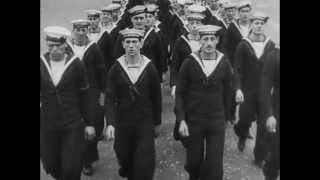 The Battles of Coronel and Falkland Islands (1927) - Walter Summers (Trailer) | BFI release