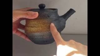 Japanese tea pot from Tokyo How to make green tea with authentic pots and cups