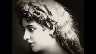 American Soprano Geraldine FARRAR ~ Rest with the Dew of the Dawning (1927)