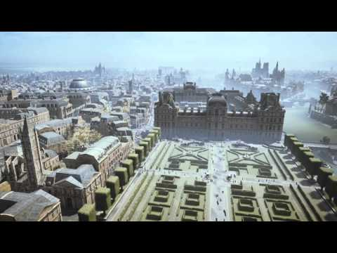 Assassin's Creed® Unity Sync  Palais des Tuileries