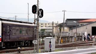 三陸鉄道南リアス線 36-R3形+36-700形205D 盛駅入れ換え② 2014年6月22日