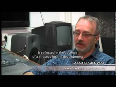 """Testimonies - """"Measuring the economic contribution of the audio-visual industry in Macedonia"""""""