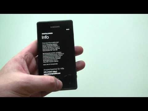 Review: Samsung Omnia 7 - Das Budget-Smartphone