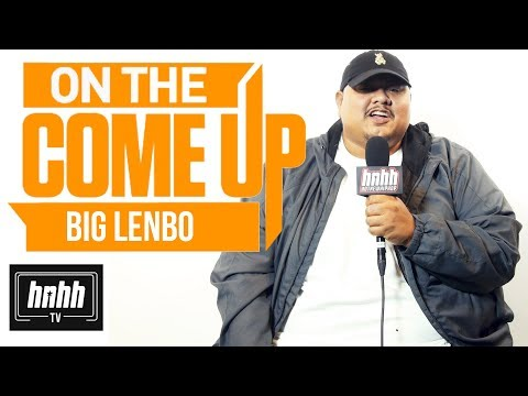 Big Lenbo on Relationship with Logic, Strange Days & More (HNHH's On The Come Up)