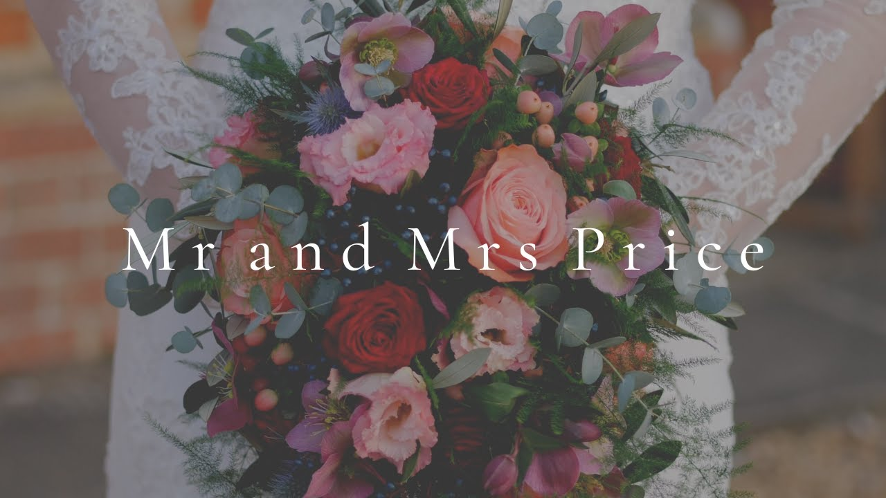 Mr and Mrs Price