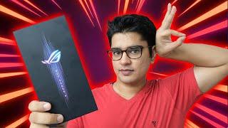 ROG Phone 3 Flipkart Indian Retail Unit Unboxing & Setup!