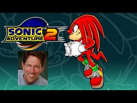 Knuckles Voice Clips (Scott Dreier) Sonic Adventure 2