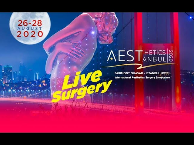 "Aestheticstanbul 2020"" - Plastic, Aesthetic, and Hair restoration conference"