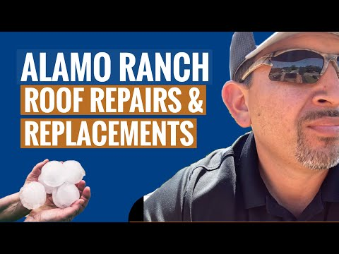 Alamo Ranch Roofing Project