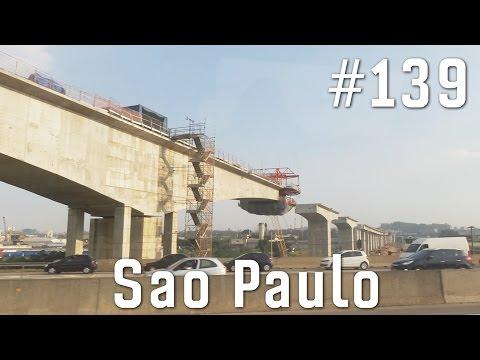 DIE LETZTE BUSFAHRT! | Weltreise Vlog #139 Sao Paulo, Brasilien