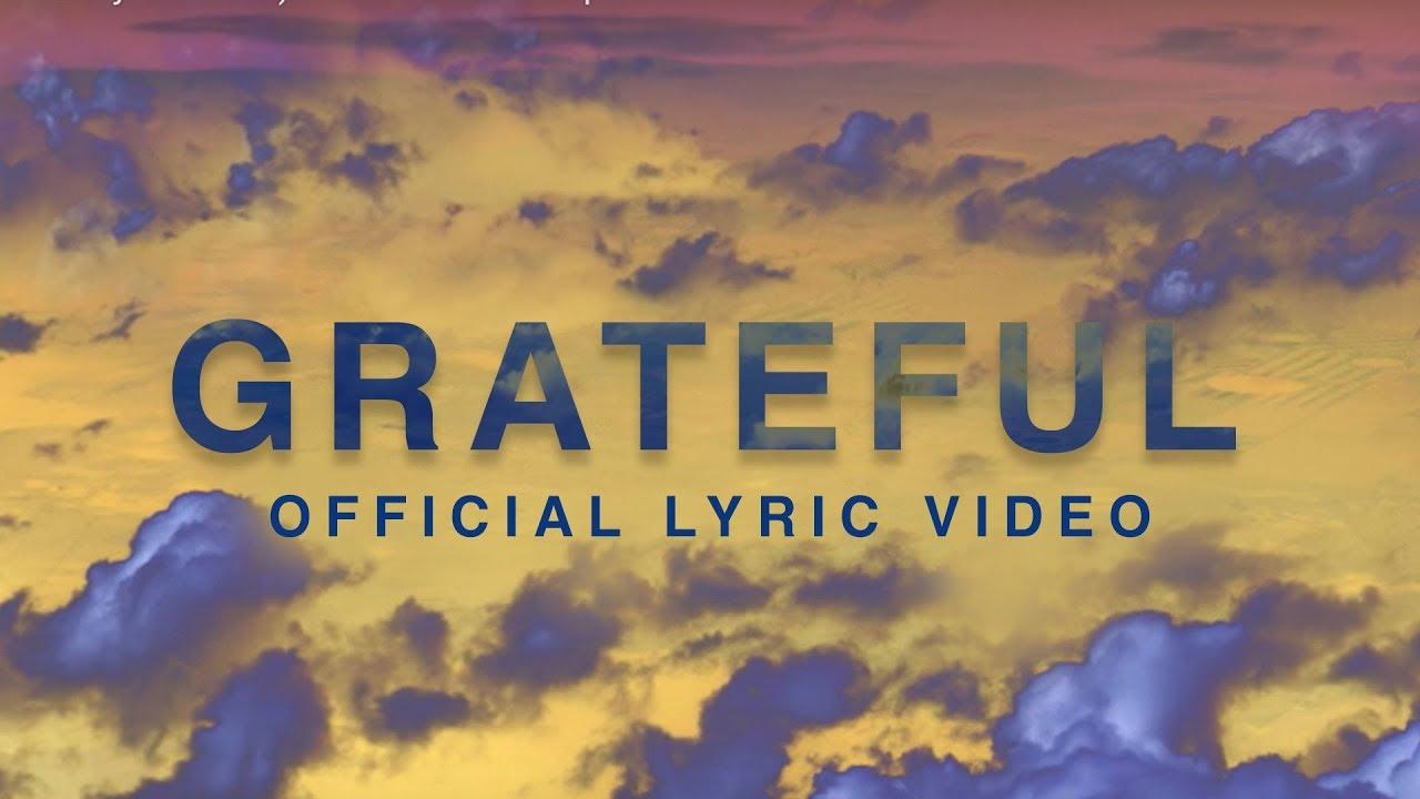 Grateful | Official Lyric Video | Elevation Worship