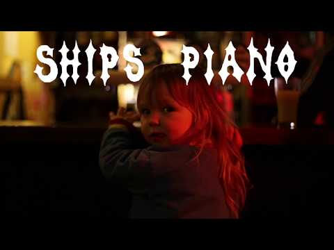 Ships Piano - Warmth Of The Bar (Official Music Video)