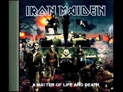 Iron Maiden - (2006) A Matter of Life and Death *Full Album*