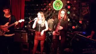 If I ain't got you - Alicia Keys cover by Erica Jay. Jam de soul/funk en Buenos Aires