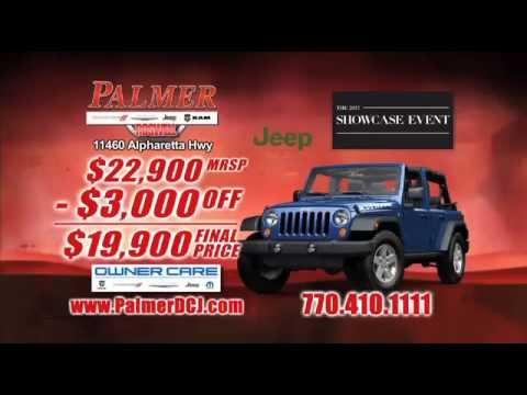 Palmer Dodge Chrysler Jeep RAM  Jeep Wrangler