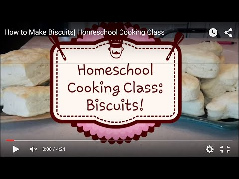 how to make biscuits for kids