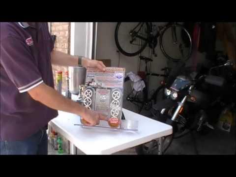 Lucas Oil Additive In-Store Demonstrator Truth