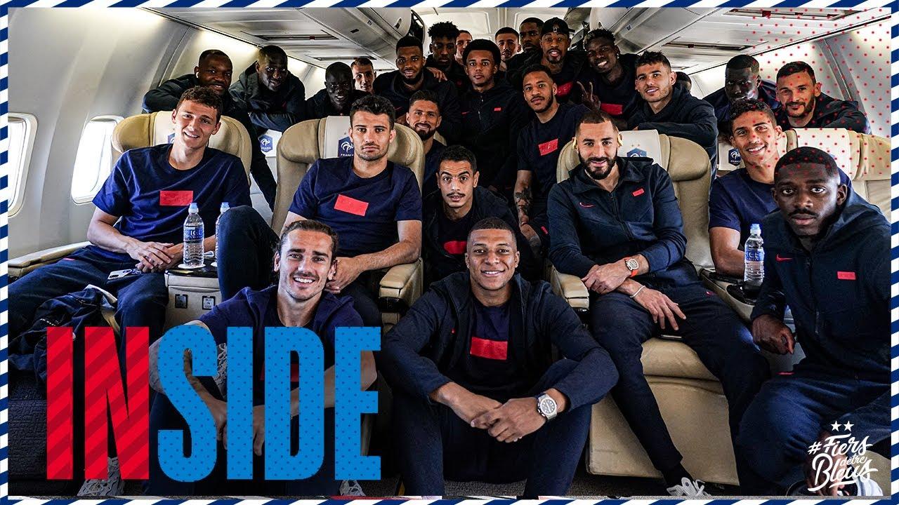 Download Le voyage des Bleus à Munich, Equipe de France I FFF 2021