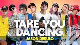 Download Lagu TAKE YOU DANCING by Jason Derulo Zumba Pop TML Crew Kramer Pastrana MP3