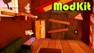 Прохождение #36 Два соседа и наводнение Hello Neighbor ModKit