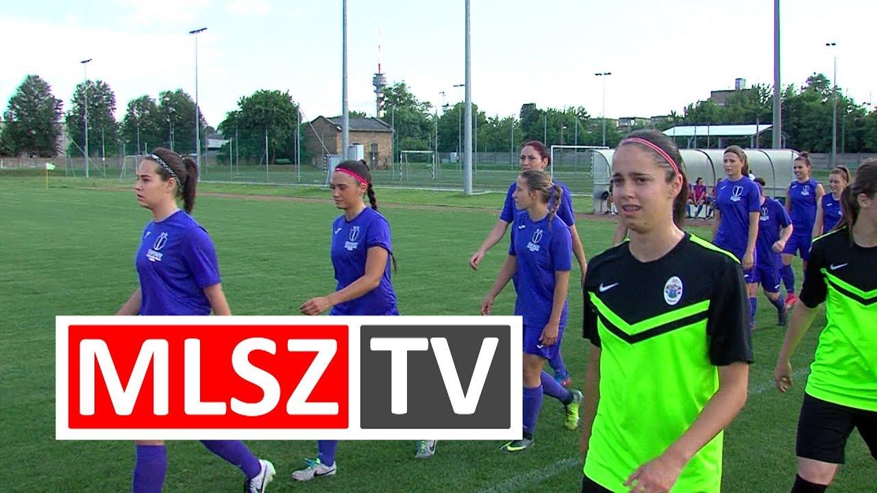 Kóka FNLA - Újpest FC | 3-0 | JET-SOL Liga | 7. helyért, 2. mérkőzés | MLSZTV