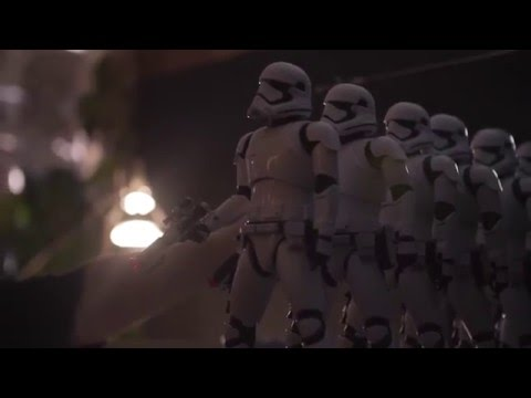 Star Wars Black Series Figures - Behind the Scenes | Star Wars: The Force Awakens | HD