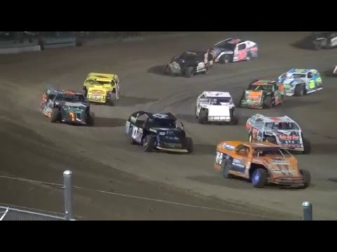 IMCA Modified feature Independence Motor Speedway 5/7/16