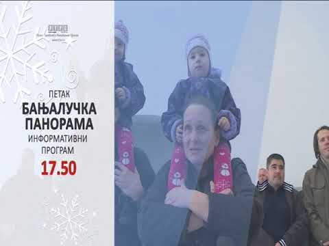 Banjalučka panorama 23 02 2018. RTRS promo