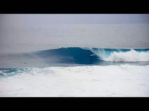 Mulit-Cam Live from Pipeline, Hawaii