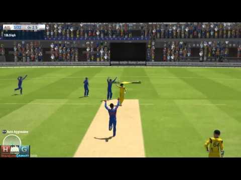 Ashes Cricket™ 2013 : India v/s Australia
