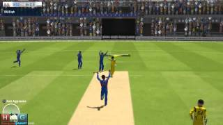 Ashes Cricket™ 2013 : India v/s Australia