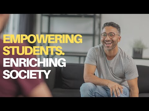 STARC - Empowering Students. Enriching Society. A talk with the founder I Ansar Yawar